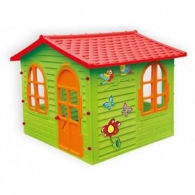 Пластиковый домик-вилла