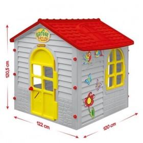 Пластиковый домик для детей