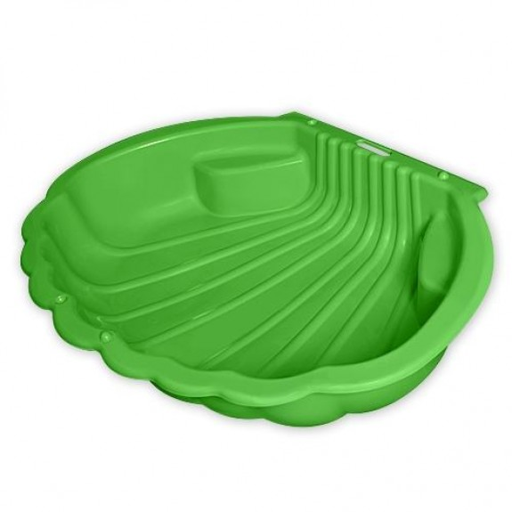 Бассейн-ракушка (зелёный)