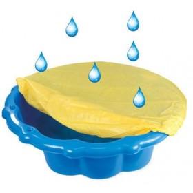 Бассейн с тентом (голубой)