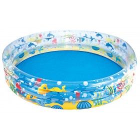 """Детский бассейн """"Подводный мир"""""""