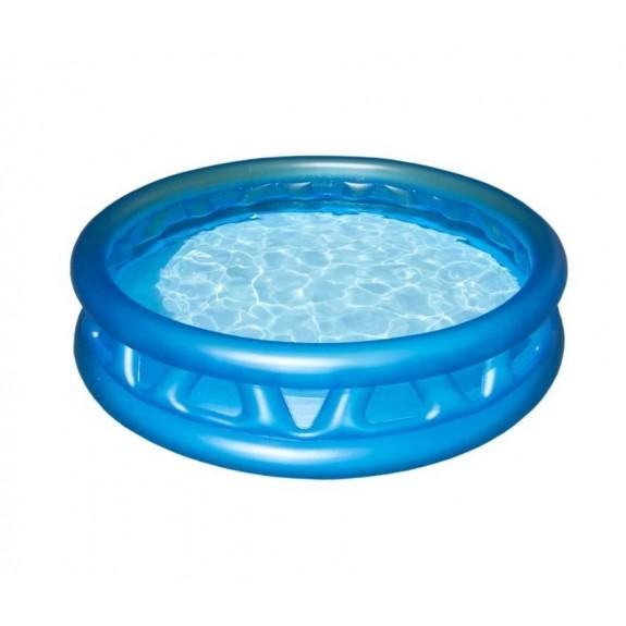 Детский бассейн с рёбрами Intex