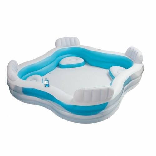 Надувной бассейн для детей 229х229х66см