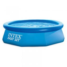 Надувной бассейн для детей и взрослых 244х76см 28110