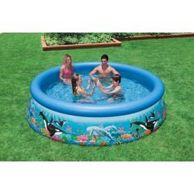 Надувной бассейн для детей и взрослых 366х76см 28134