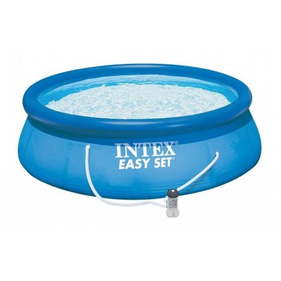 Надувной бассейн с фильтр-насосом 366x76см 28132