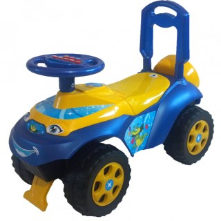 Каталка-Автошка (жёлтая)