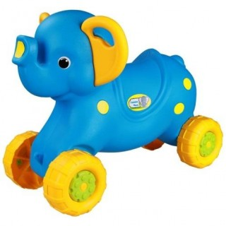 Каталка Слонёнок (синий)