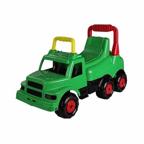 Каталка-Машинка (зелёная)