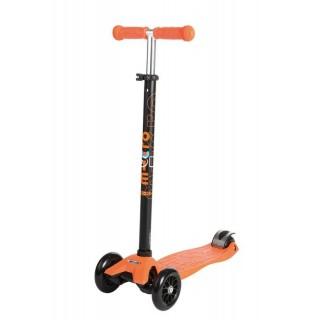 Самокат Maxi до 60кг(оранжевый)