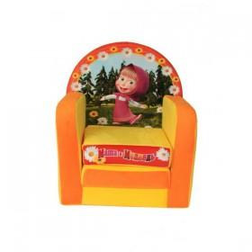 """Складное кресло """"Маша и Медведь"""""""