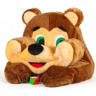 """Мягкая игрушка Кресло """"Медведь большой"""""""