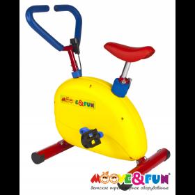 Детский велотренажер MOOVE & FUN SH-002W