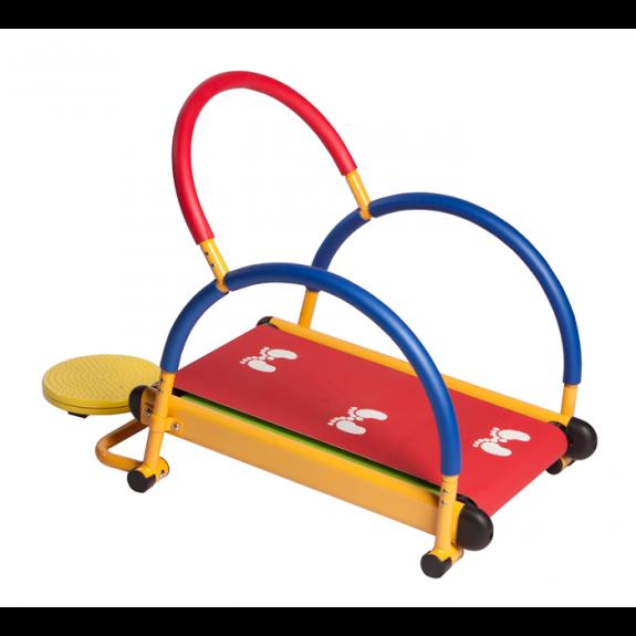 Детская беговая дорожка с диском-твист MOOVE & FUN SH-01-T