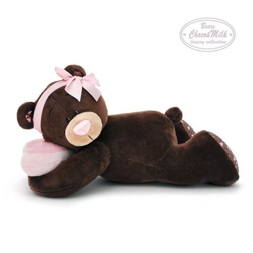 Мягкая игрушка Девочка MILK лежебока