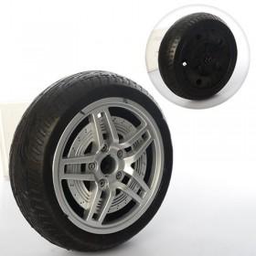 Колеса для детских электромобилей (резиновые)