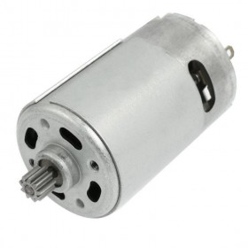 Мотор редуктора-550 для электромобиля детского 12v (30000 оборотов)
