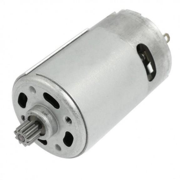 Мотор редуктора для электромобиля детского 6v (14000 оборотов)