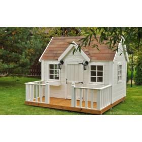 """Деревянный домик для детей """"Бавария"""""""