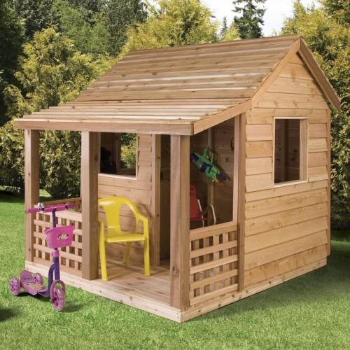 """Деревянный домик для детей """"Берлин"""""""