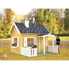 """Деревянный домик для детей """"Бостон"""""""