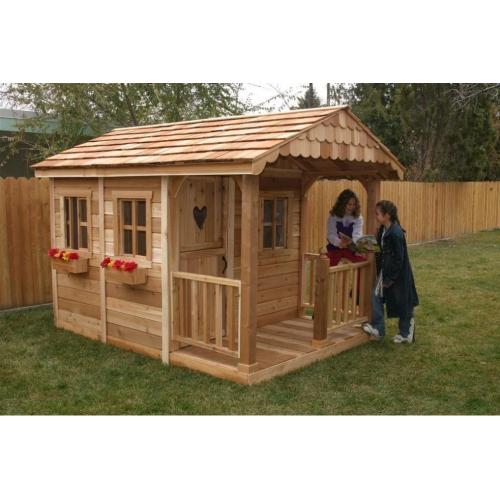 """Деревянный домик для детей """"Марта"""""""