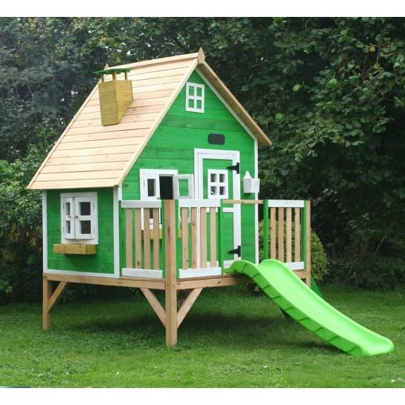 """Деревянный домик для детей """"Сказочный"""""""