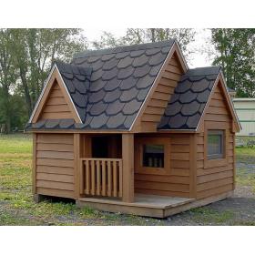 """Деревянный домик для детей на дачу """"Егерь"""""""