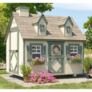 """Деревянный домик для детей """"Париж"""""""