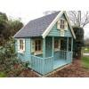 """Детский деревянный домик для дачи """"Аризона"""""""
