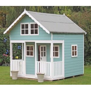 """Детский игровой домик из дерева """"Двухэтажный"""""""