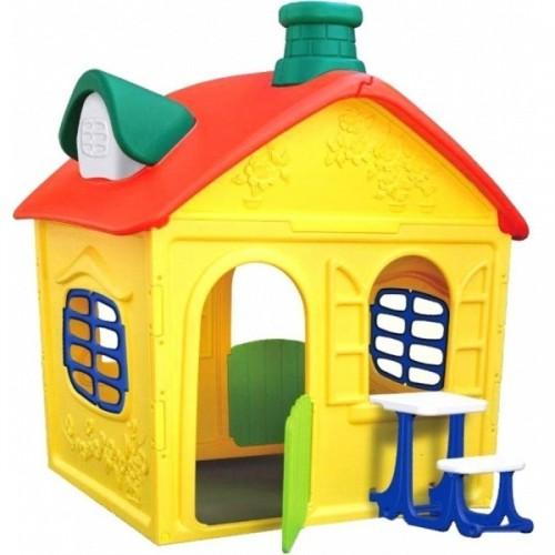 Детский игровой домик-замок