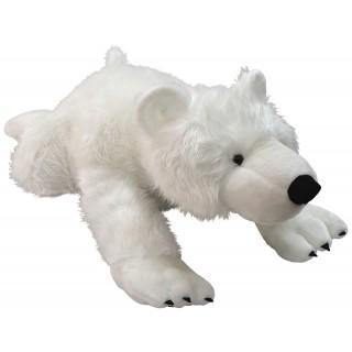 """Мягкая игрушка """"Белый медведь"""""""
