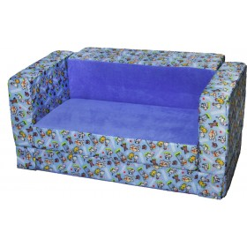 """Детский раскладной диван """"Трансформер-ферма"""""""