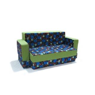 """Детский раскладной диван """"трансформер"""""""
