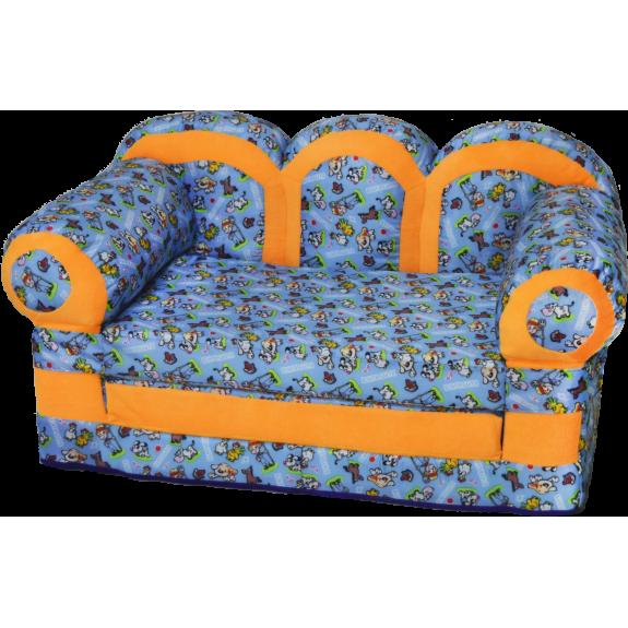 "Детский раскладной диван ""Прованс-ферма"""