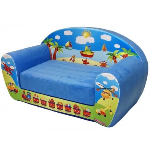 """Детский раскладной диван """"Путешественник"""""""