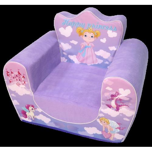 """Мягкое кресло """"Happy princess"""""""