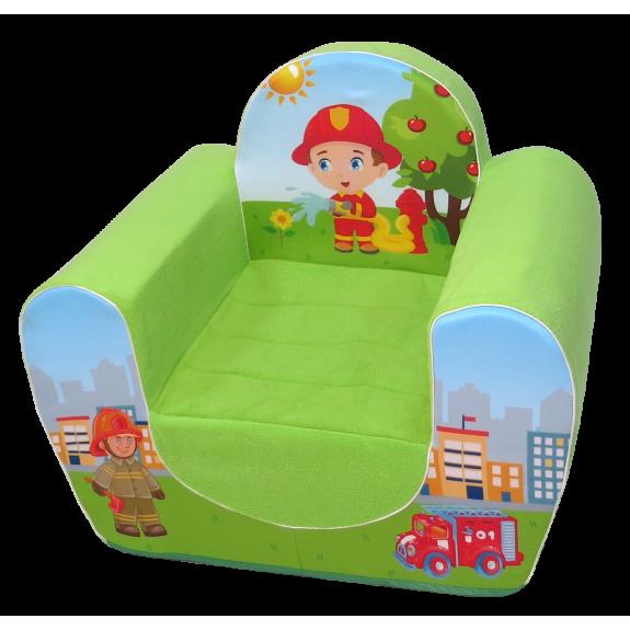 """Игровое кресло """"Пожарный"""""""