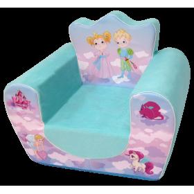 """Мягкое кресло """"Принц и принцесса"""""""
