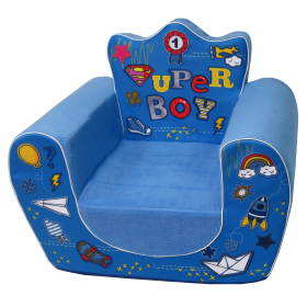 """Кресло в детскую """"Super Boy"""""""