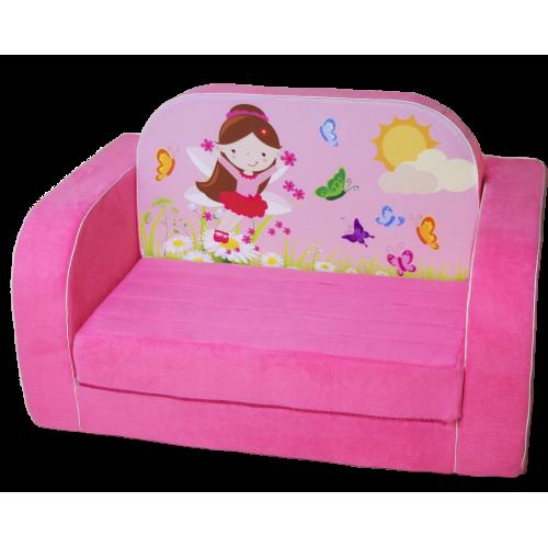"""Детский диван кровать """"Маленькая фея"""""""