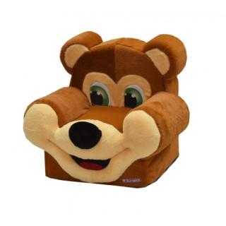 """Мягкая игрушка кресло """"Медвежонок"""""""