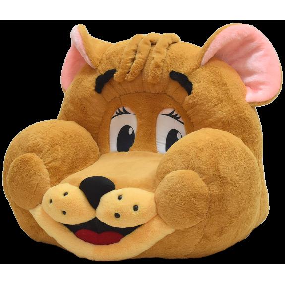 """Мягкая игрушка Кресло """"Мышка Джерри"""""""