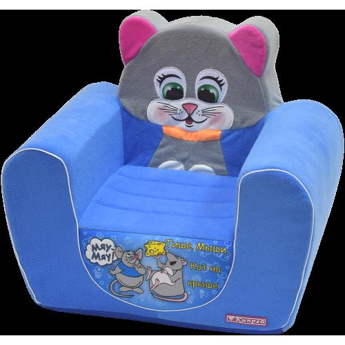 """плюшевое кресло """"Мяу-Мяу"""""""