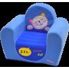 """Кресло в детскую """"Sleepy Cats"""""""