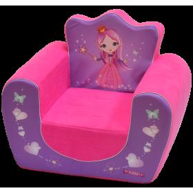 """мягкое кресло """"Принцесса"""""""