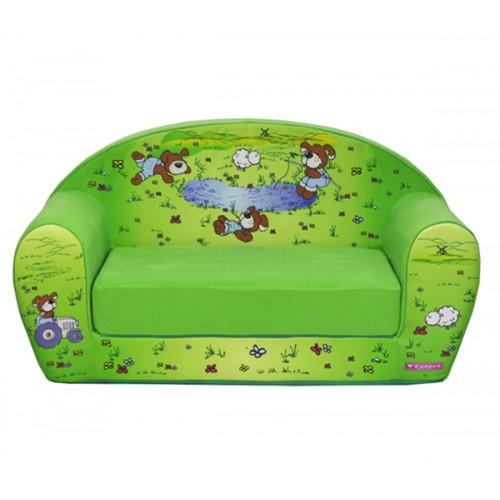 """Детский раскладной диван """"Собачки"""""""