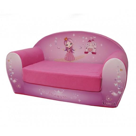 """Диван кровать для девочки """"Принцесса"""""""