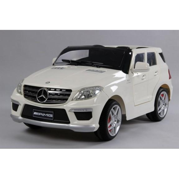 Детский электромобиль на_аккумуляторе Mercedes Benz ML63 AMG LUX